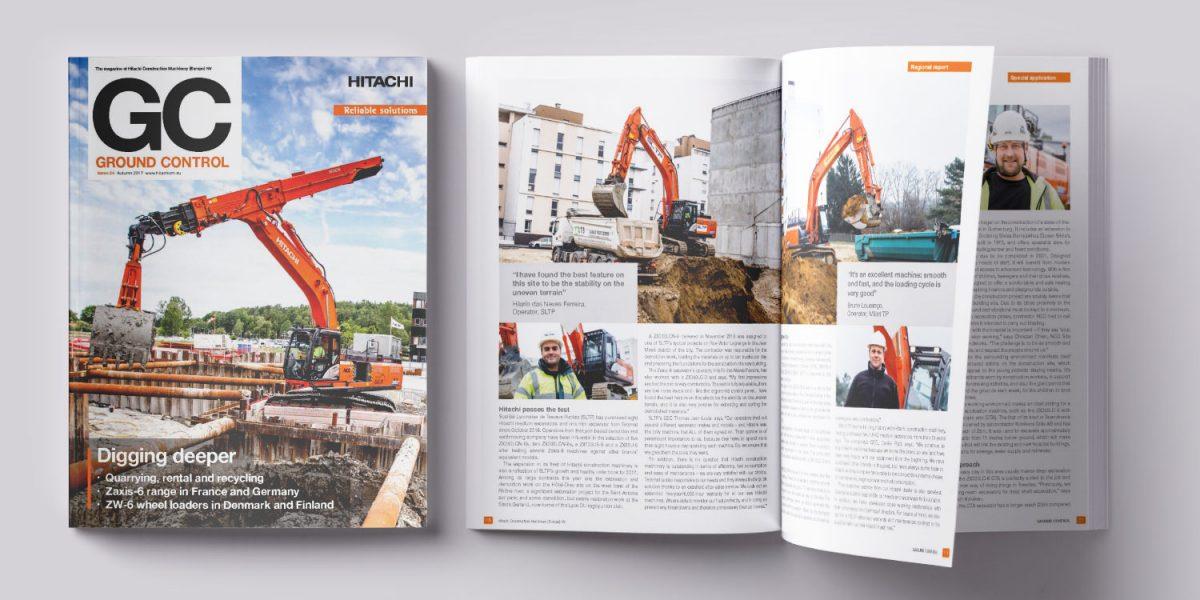 GC24 customer magazine