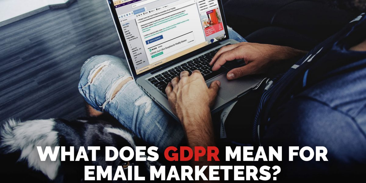 GDPR for email marketers