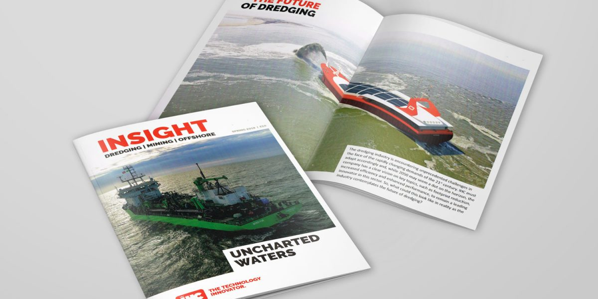 IHC Customer Magazine