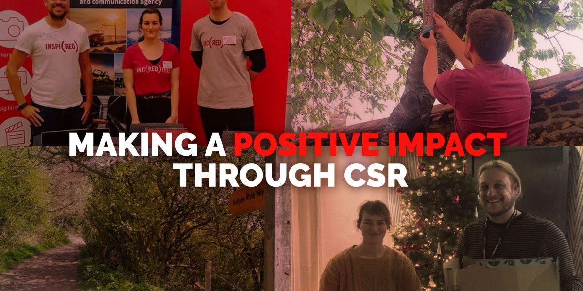 RED CSR activities